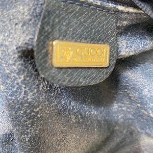 Gucci Bags - Authentic Gucci Vintage Blue Crossbody Bag🌺